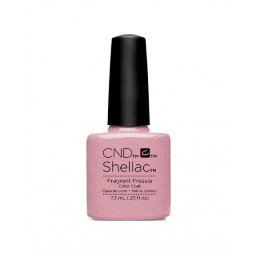 Vernis semi-permanent CND Shellac Fragrant Fressia 7.3 ml