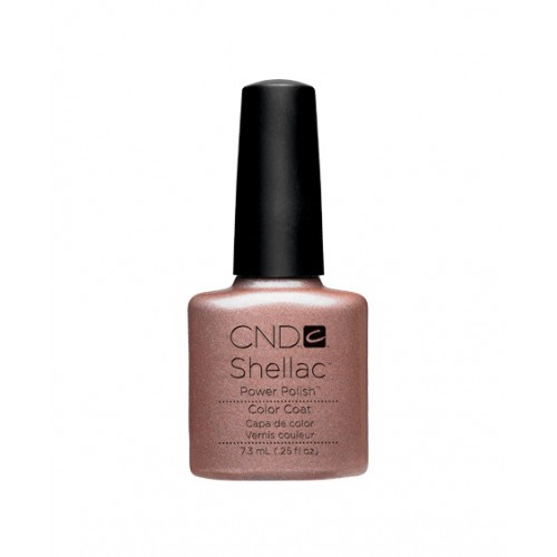 Vernis semi-permanent CND Shellac Iced Cappuccino 7.3 ml