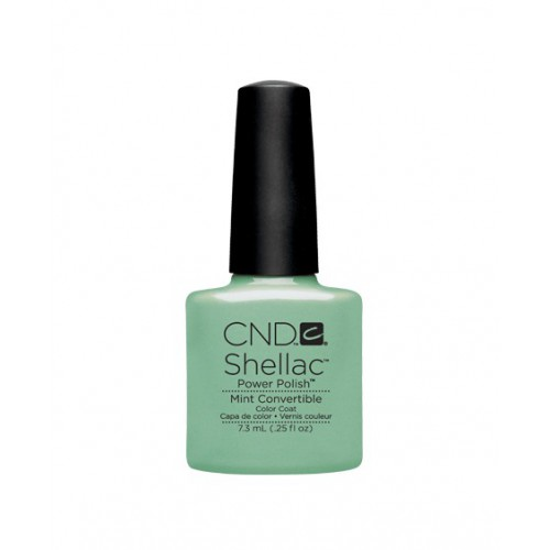 Vernis semi-permanent CND Shellac Mint Convertible 7.3 ml