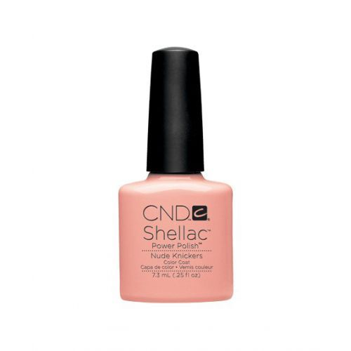Vernis semi-permanent CND Shellac Nude Knickers 7.3 ml