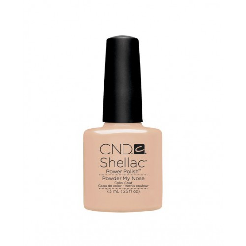 Vernis semi-permanent CND Shellac Powder My Nose 7.3 ml