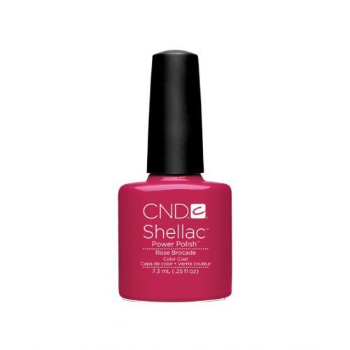 Vernis semi-permanent CND Shellac Rose Brocade 7.3 ml