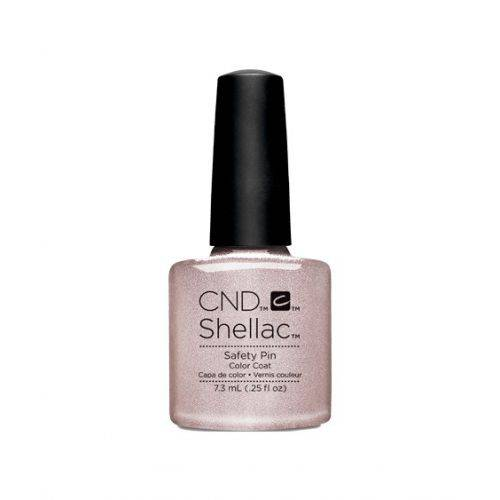 Vernis semi-permanent CND Shellac Safety Pin 7.3 ml