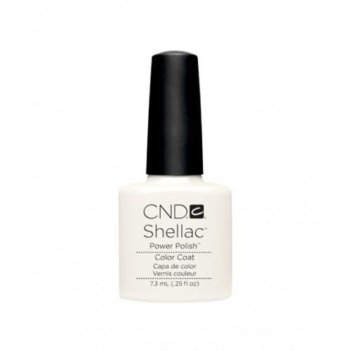 Vernis semi-permanent CND Shellac Studio White 7.3 ml
