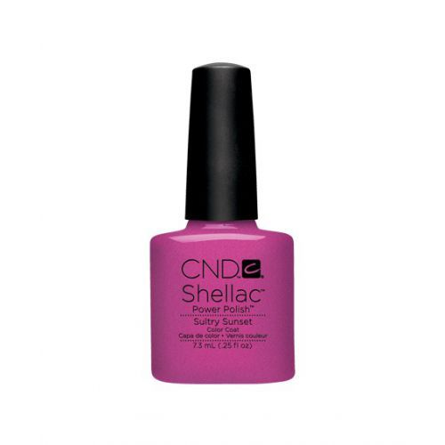 Vernis semi-permanent CND Shellac Sultry Sunset 7.3 ml