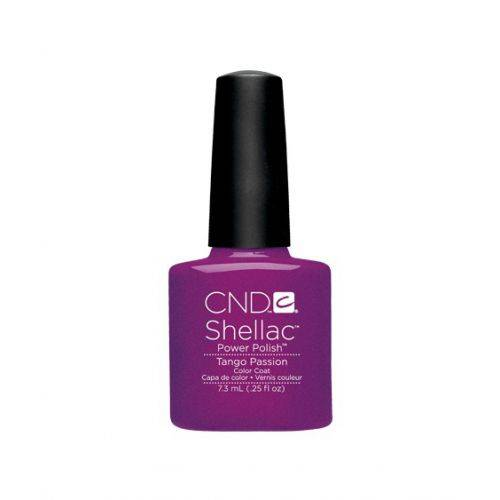 Vernis semi-permanent CND Shellac Tango Passion 7.3 ml