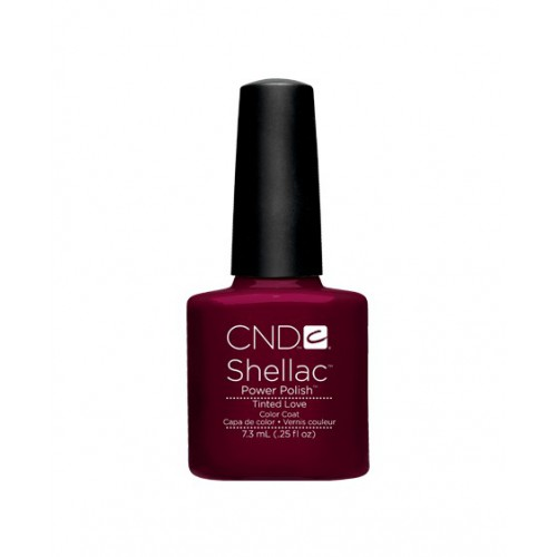 Vernis semi-permanent CND Shellac Tinted Love 7.3 ml