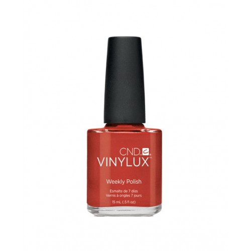 Vernis longue tenue CND Vinylux Fine Vermillion 15 ml