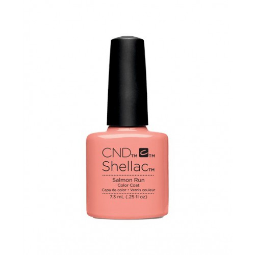 Vernis semi-permanent CND Shellac Salmon Run 7.3 ml
