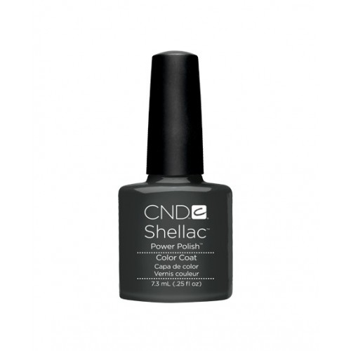 Vernis semi-permanent CND Shellac Asphalt 7.3 ml