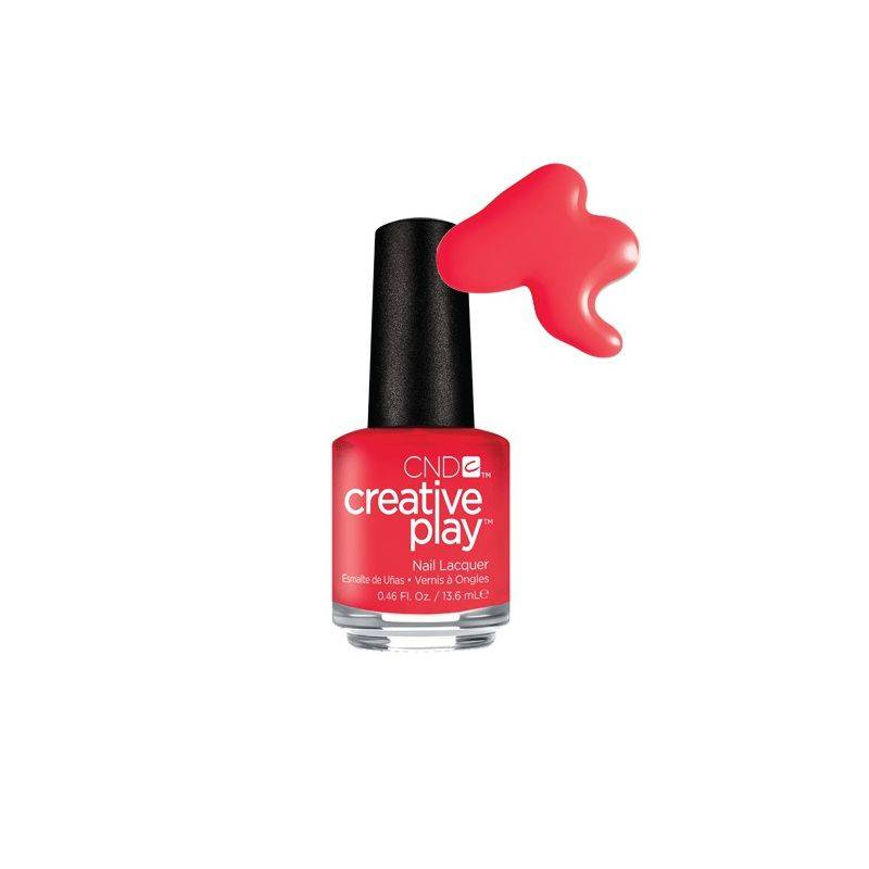 VERNIS CREATIVE PLAY 410 CORAL ME LATER 13.60 ML