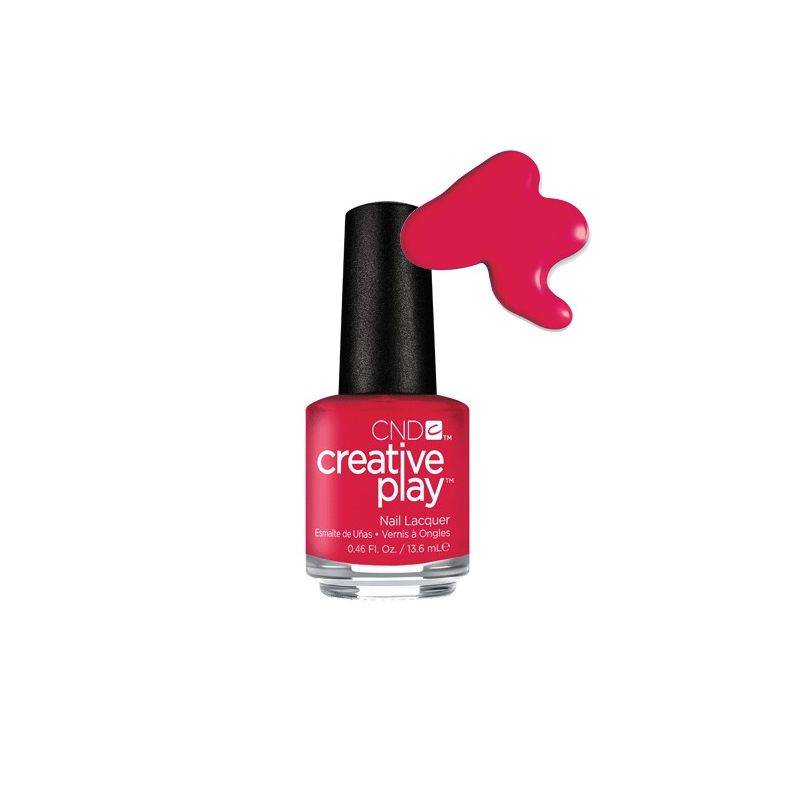 VERNIS CREATIVE PLAY 411 WELL RED  13.6 ml