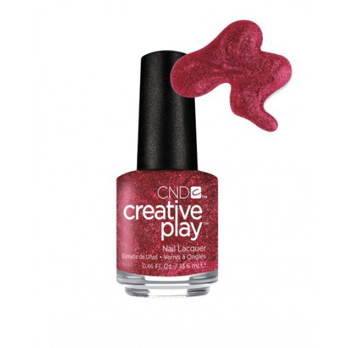 Vernis CND Creative Play Crimson Like It Hot 13,6 ml