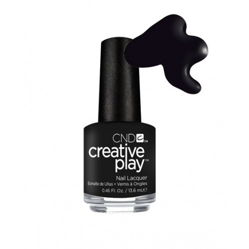 Vernis CND Creative Play Black Forth 13,6 ml