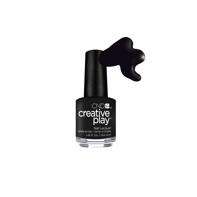 VERNIS CREATIVE PLAY 451 BLACK FORTH 13.6 ML