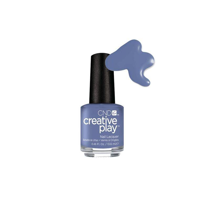 VERNIS CREATIVE PLAY 454 STEEL THE SHOW 13.6 ML