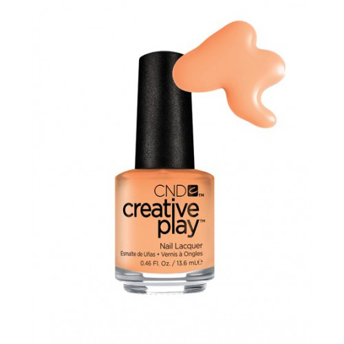 Vernis CND Creative Play Clementine Anytime 13,6 ml