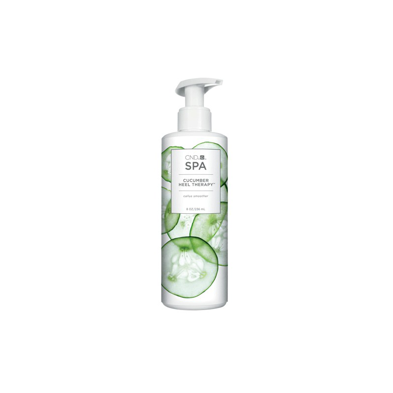 SPA CUCUMBER HEEL THERAPY CALLUS SMOOTHER 236 ML