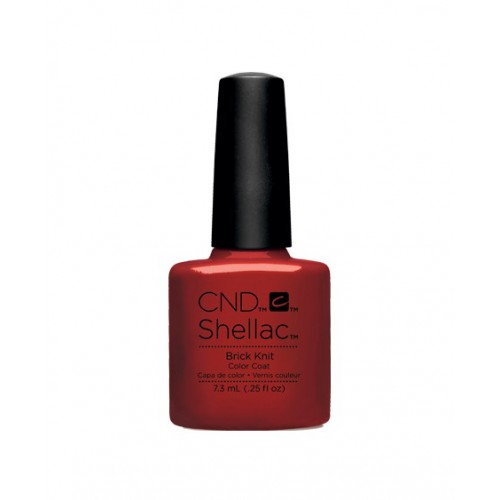 Vernis semi-permanent CND Shellac Brick Knit 7.3 ml