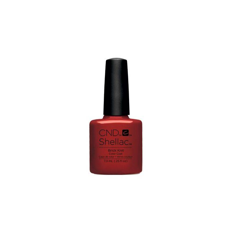 SHELLAC BRICK KNIT 7.3 ml