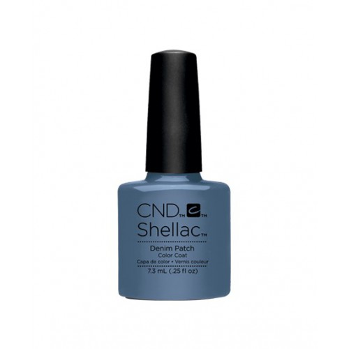 Vernis semi-permanent CND Shellac Denim Patch 7.3 ml
