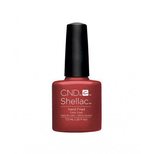 Vernis semi-permanent CND Shellac Hand Fired 7.3 ml