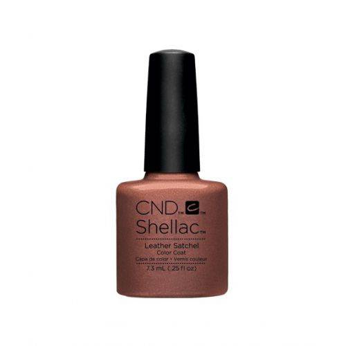 Vernis semi-permanent CND Shellac Leather Satchel 7.3 ml