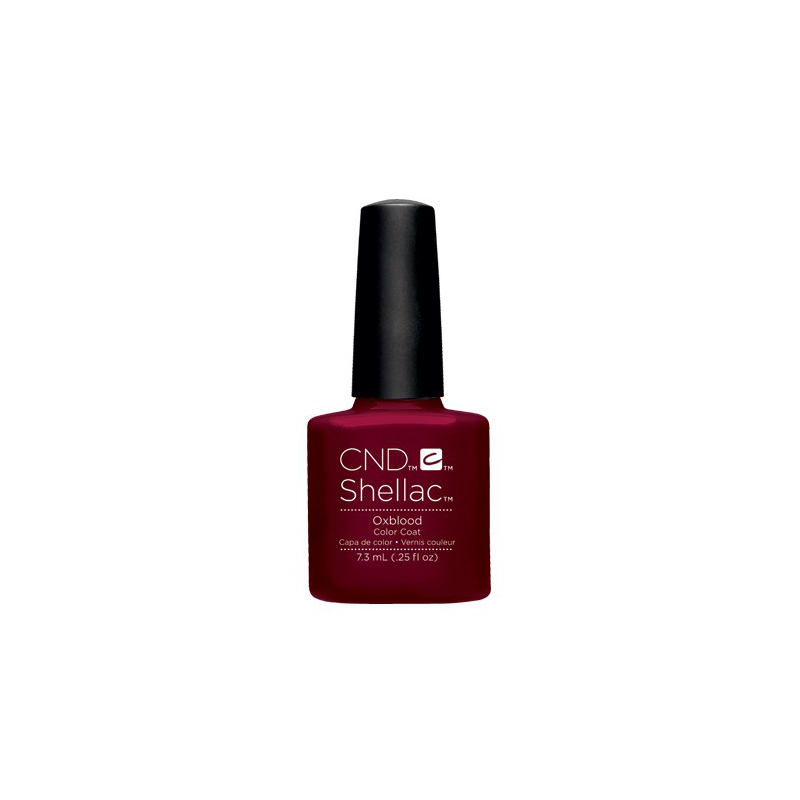 SHELLAC OXBLOOD 7.3 ML