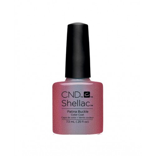 Vernis semi-permanent CND Shellac Patina Buckle 7.3 ml