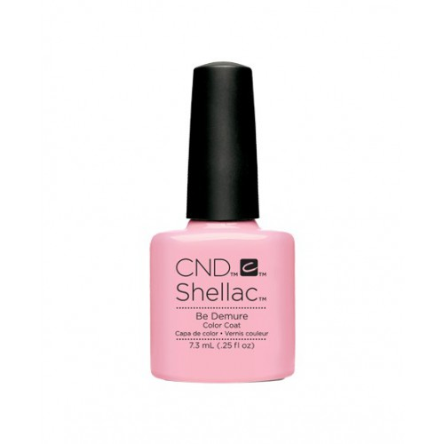Vernis semi-permanent CND Shellac Be Demure 7.3 ml