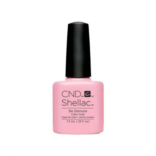 SHELLAC BE DEMURE 7.3 ML