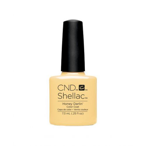 SHELLAC HONEY DARLIN 7.3 ML