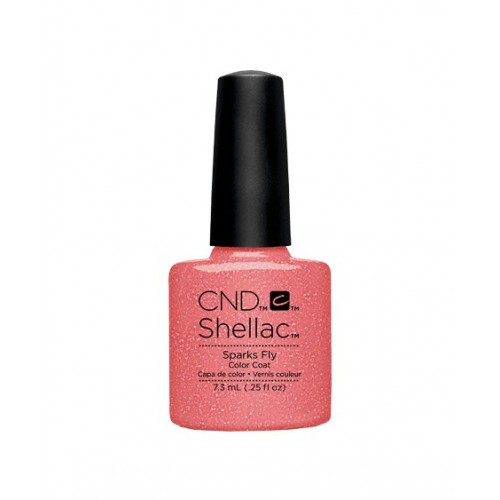 Vernis semi-permanent CND Shellac Sparks Fly 7.3 ml