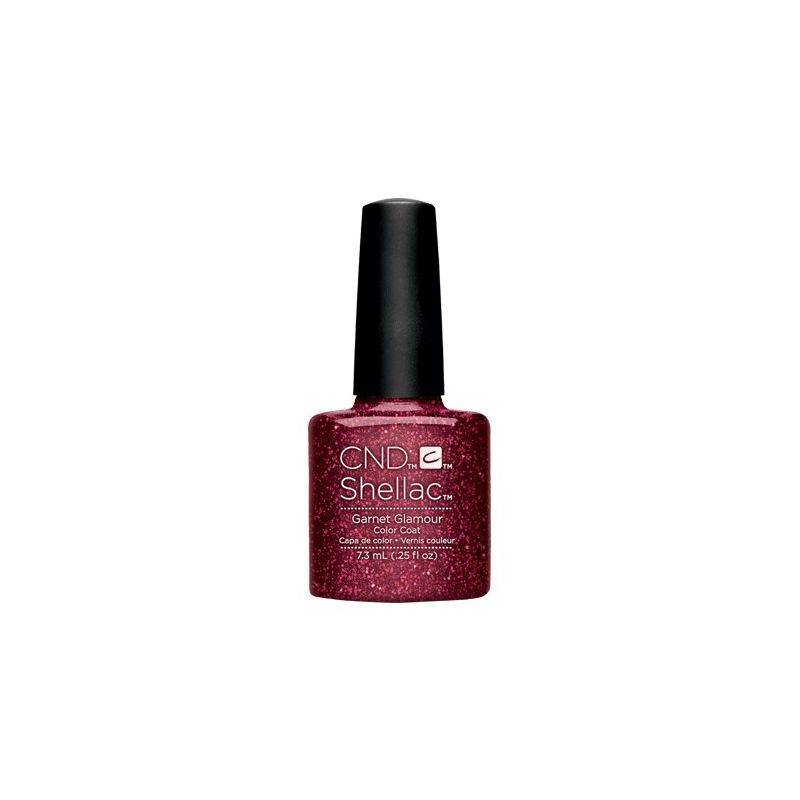 SHELLAC GARNET GLAMOUR 7.3 ML
