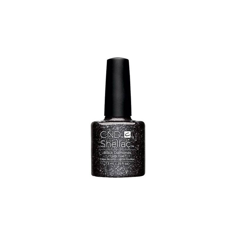 SHELLAC DARK DIAMONDS 7.3 ML