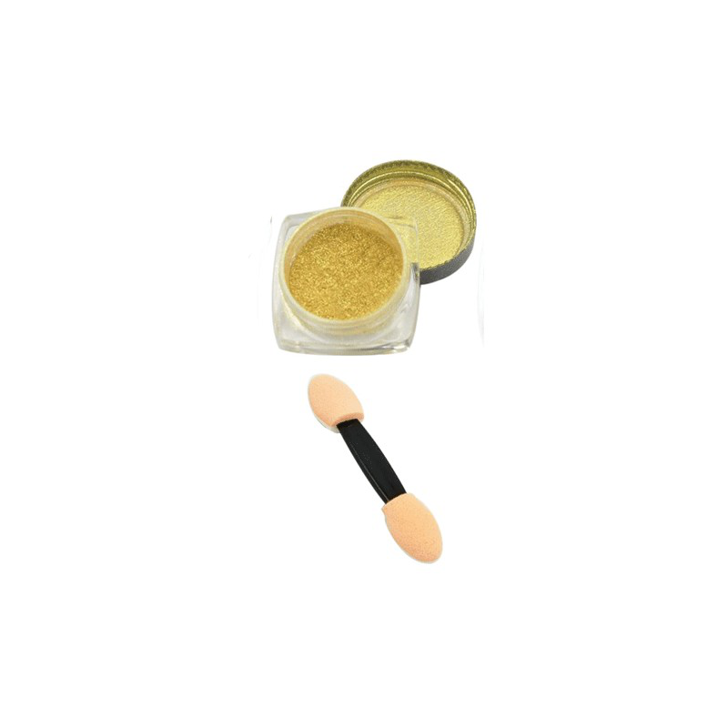 PÖUDRE MIROIR GOLD + Applicateur