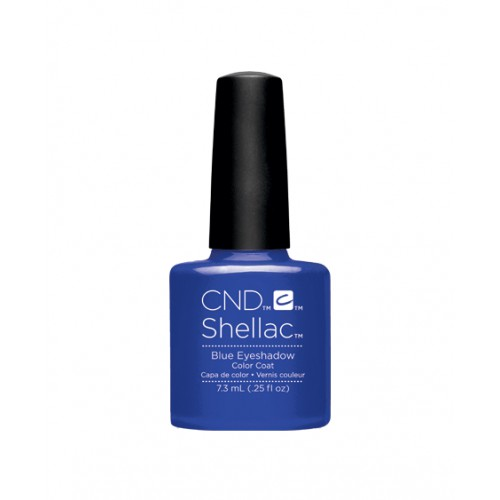 Vernis semi-permanent CND Shellac Blue Eyeshadow  7.3 ml