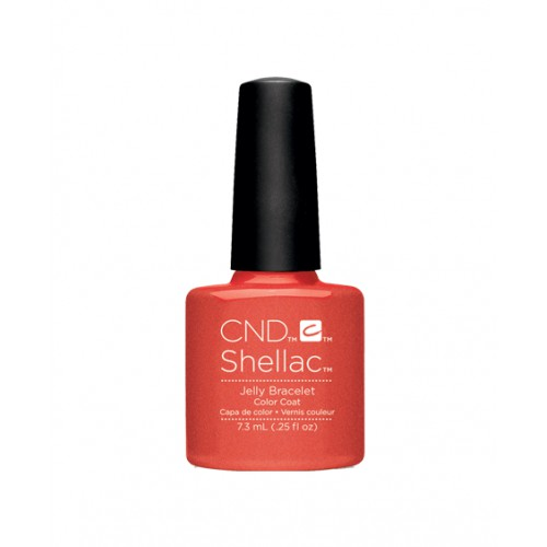 Vernis semi-permanent CND Shellac Jelly Bracelet 7.3 ml
