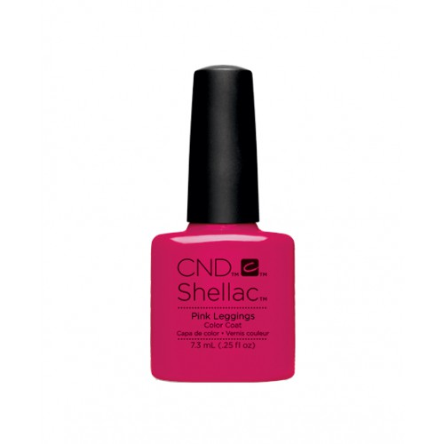 Vernis semi-permanent CND Shellac Pink Leggings 7.3 ml