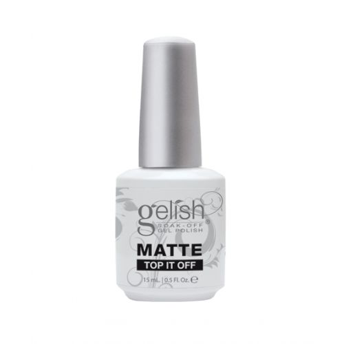 Gelish Top Coat Mat 15 ml