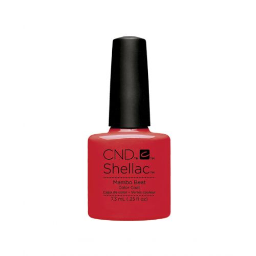 Vernis semi-permanent CND Shellac Mambo Beat 7.3 ml