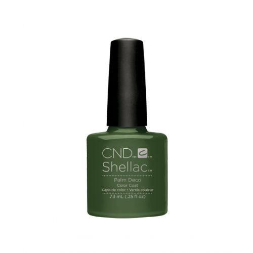 Vernis semi-permanent CND Shellac Palm Deco 7.3 ml