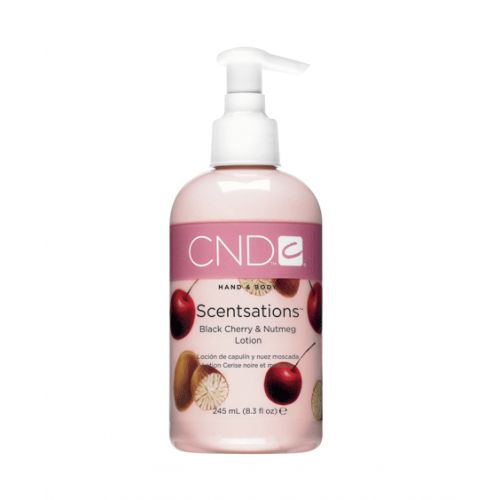 CND Lotion Scentsations Black Cherry  et  Nutmeg 245 ml