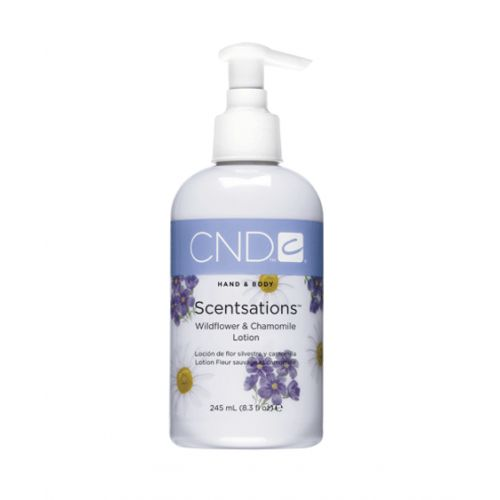 CND Lotion Scentsations Wildflower  et  Chamomille 245 ml