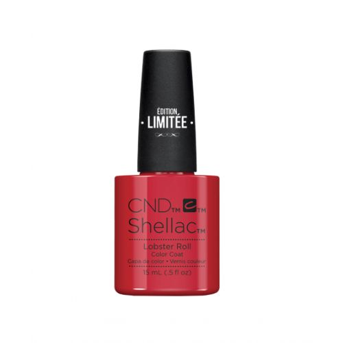Vernis semi-permanent CND Shellac Jumbo Lobster Roll 15 ml