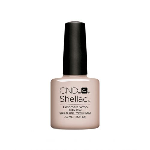 Vernis semi-permanent CND Shellac Cashmere Wrap 7.3 ml