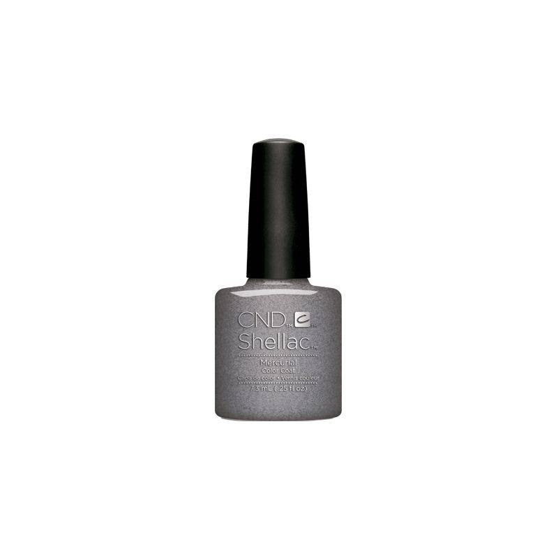 Shellac Mercurial 7,3 ml lurex métal