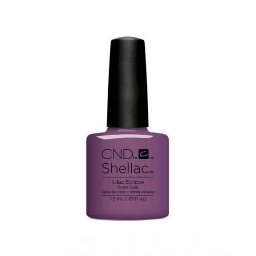 Vernis semi-permanent CND Shellac Lilac Eclipse 7.3 ml