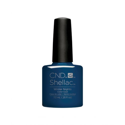 Vernis semi-permanent CND Shellac Winter Nights 7.3 ml