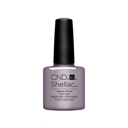 Vernis semi-permanent CND Shellac Alpine Plum 7.3 ml